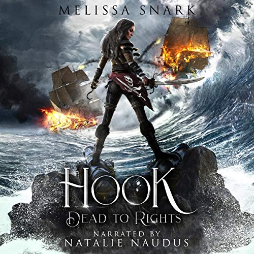 Hook: Dead to Rights audiobook cover art