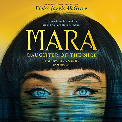 Mara, Daughter of the Nile audiobook cover art