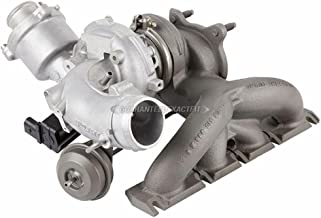 For Audi A4 A5 Q5 & Allroad 2.0T Remanufactured Turbo Turbocharger - BuyAutoParts 40-30553R Remanufactured