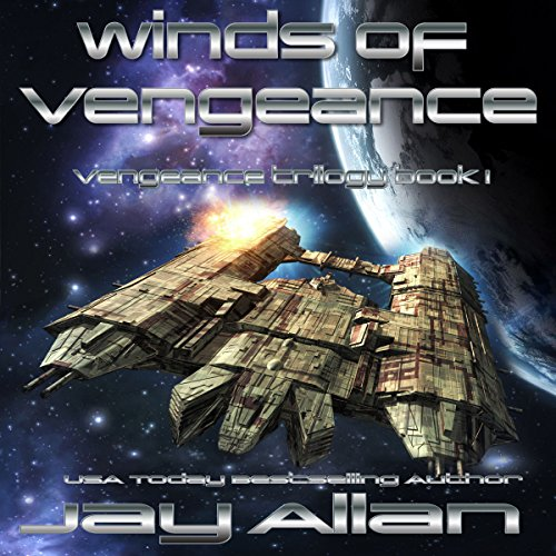 Winds of Vengeance audiobook cover art