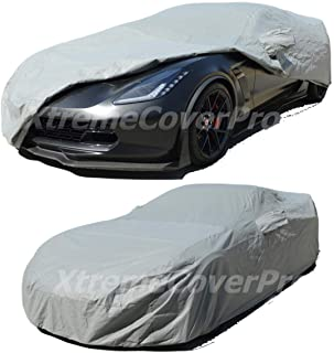 Custom FIT Car Cover 2020 2021 Chevy Corvette C8 XTREMECOVERPRO