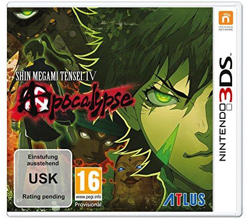 Shin Megami Tensei 4: Apocalypse (3DS) - [Edizione: Germania]