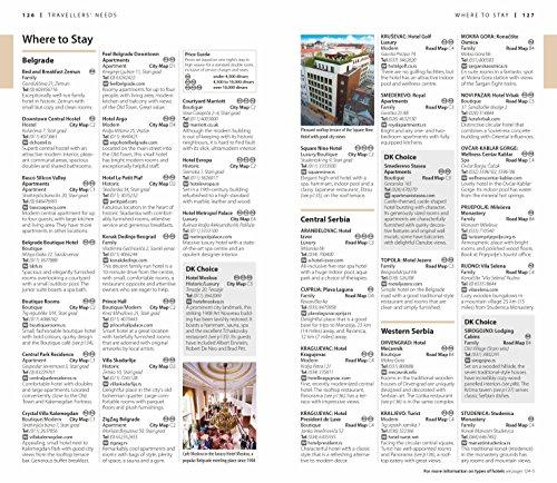 DK Eyewitness Serbia (Travel Guide) - 61JDEywjdcL