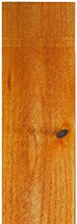 1 in. x 6 in. x 6 ft. Western Red Cedar Flat Top Fence Picket (16-Pack)