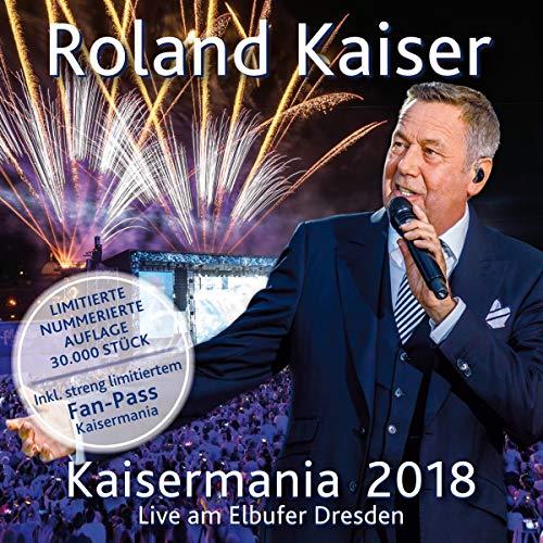 Bester der welt Kaisermania 2018 (lebt an der Elbe in Dresden)