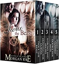 Keeper of the Alphas (Complete Series: Parts 1-5 Boxed Set): A BBW Werebear Shifter Menage