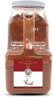 Papa Food All Natural Premium Cayenne Pepper Powder, 4lbs (64 ounces)