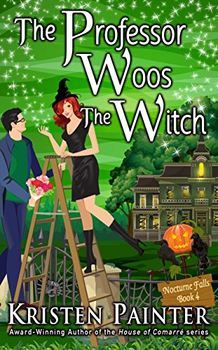 The Professor Woos The Witch (Nocturne Falls Book 4) (English Edition)