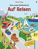 Mein erstes Stickerbuch: Auf Reisen