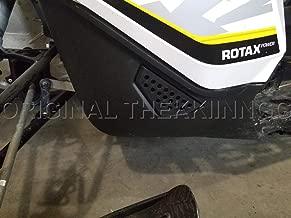 2017-19 Ski doo Gen 4 850 G4 HOLES Bottom pan door air cooling brp strap belt skidoo sled BRP