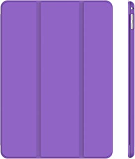 JETech Case for iPad Mini 4, Smart Cover with Auto Sleep/Wake, Purple