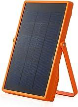 Baugger luz de emergência de energia solar recarregável USB lanterna de acampamento luz de trabalho portátil multifunciona...