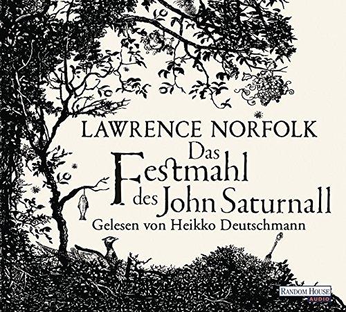 Das Festmahl des John Saturnall cover art