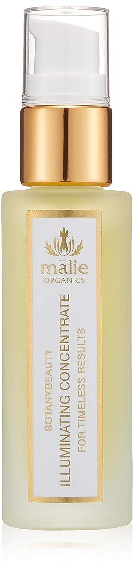 シソーラス配送起きてMalie Organics(マリエオーガニクス) ボタニービューティ イルミネーティング コンセントレ-ト 30ml