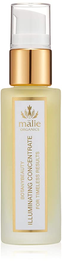 独立してシアー荒らすMalie Organics(マリエオーガニクス) ボタニービューティ イルミネーティング コンセントレ-ト 30ml