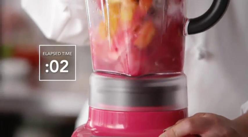KitchenAid KSB1575ER 5-Speed Diamond Blender with 60-Ounce BPA-Free Pitcher – Empire Red
