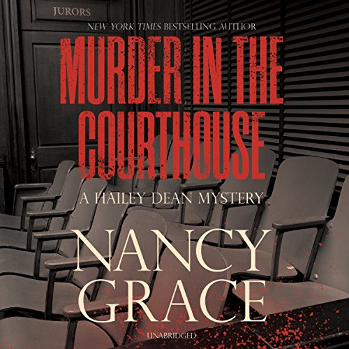 Murder in the Courthouse audiobook cover art