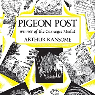 Pigeon Post cover art