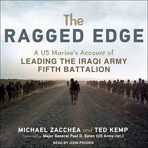 The Ragged Edge audiobook cover art