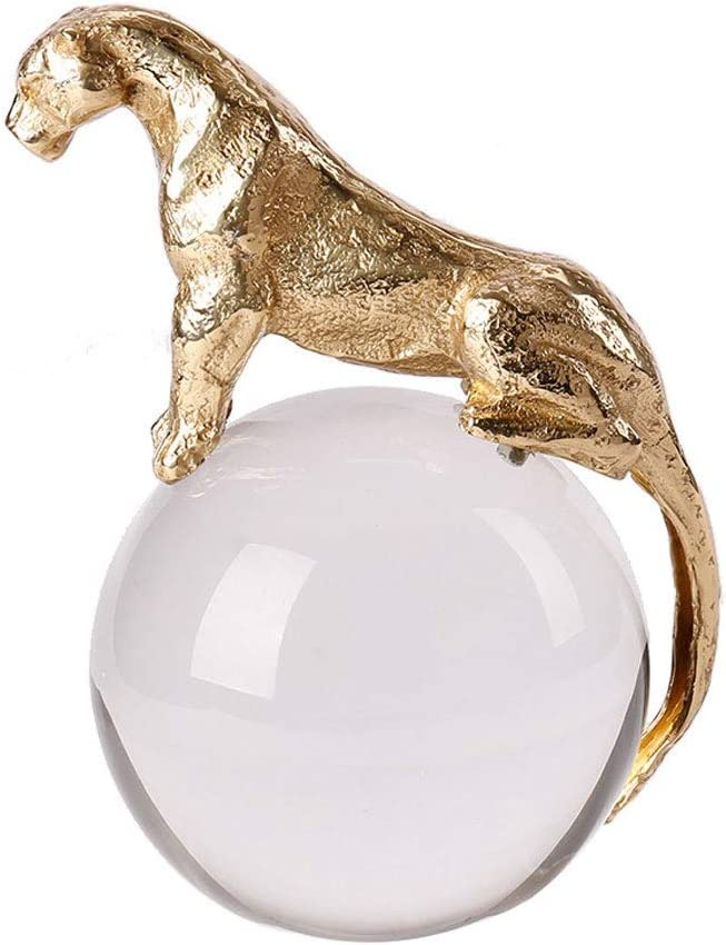 xilinshop Fortune Telling Ball European Leo 5 ☆ very popular Limited price Pure Copper American