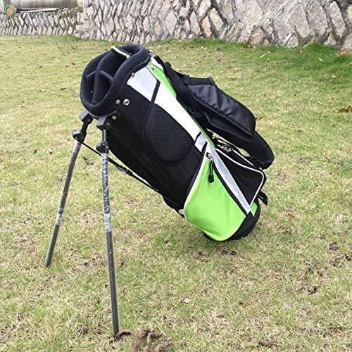 Outdoor sports Golf Stand Bag, Stabile Golftasche der großen Kapazität kann 13 Vereine halten, Ultraleichte und tragbare Kinder-Golftasche Für Kinder, Jugendliche, Anfänger