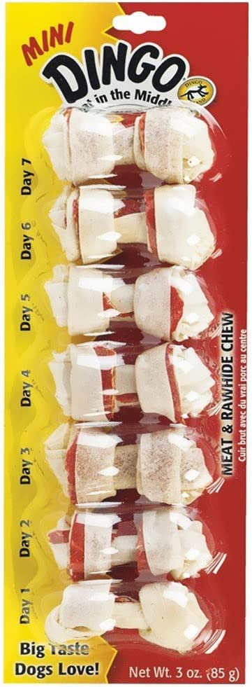 Dingo 25% OFF Rawhide Bones Sale price Mini