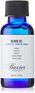 Baxter of California Beard Grooming Oil for Men | Moisturize and Condition | 1 oz.