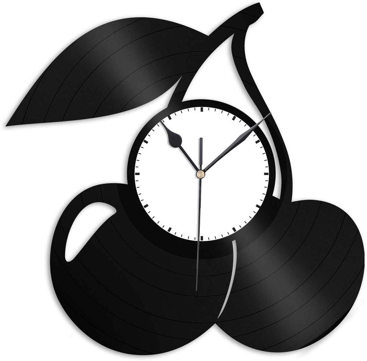 Designer art abstrait SW Designer Horloge murale abstraite moderne horloge murale design Silencieux sans bruit de tic-tac DIXTIME 3D 0413