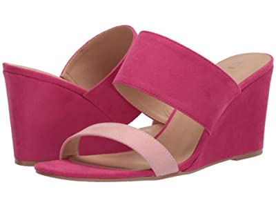 CL By Laundry Five Star (Ice Pink/Fuchsia Super Suede) Women