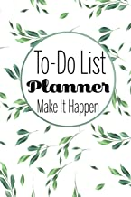 To-Do List Planner: Make It Happen With Dot Grid Matrix