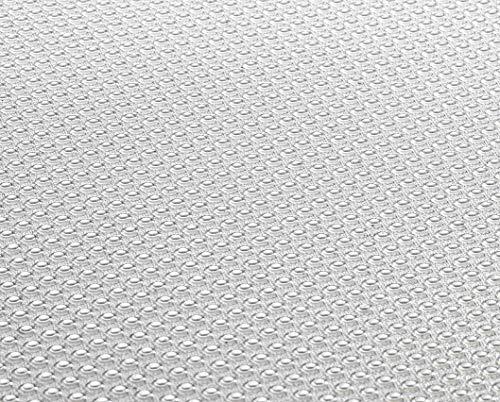 WENKO Antibakterielle Kühlschrankmatte 3er Set - Frischhaltematte, 3er Set, Kunststoff (EVA), 29 x 45 cm, Transparent