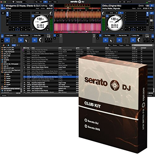 Serato DJ Club-Kit - License Key