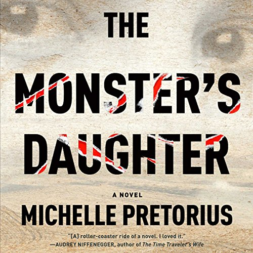 The Monster's Daughter audiobook cover art