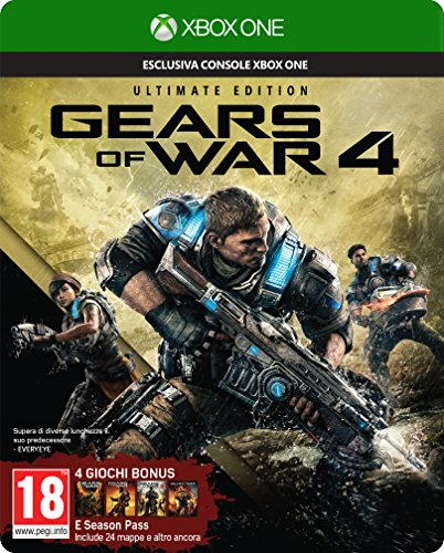 Gears Of War 4 - Ultimate Limited Edition