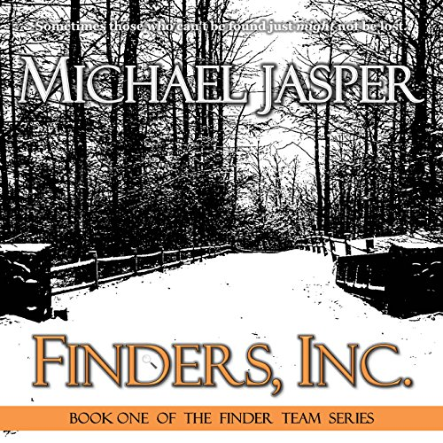 Couverture de Finders, Inc.