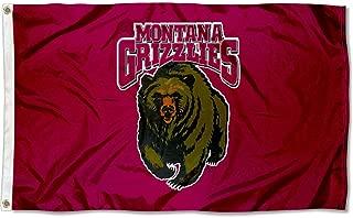 Montana Grizzlies Griz University Large College Flag