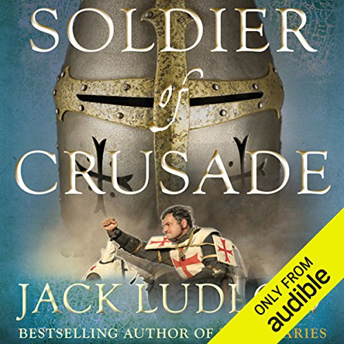 Soldier of Crusade audiobook cover art