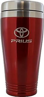 Au-Tomotive Gold, INC. Travel Mug 150 for Toyota Prius (Red)
