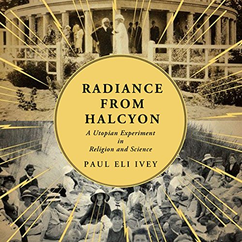 Radiance from Halcyon audiobook cover art