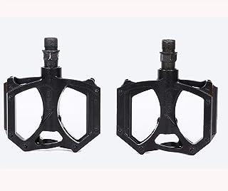 JBHURF Pédale de Bicyclette Double du roulement avec Accessoires de pédale Equipement d'équitation 9/16 Pouce Convient pou...