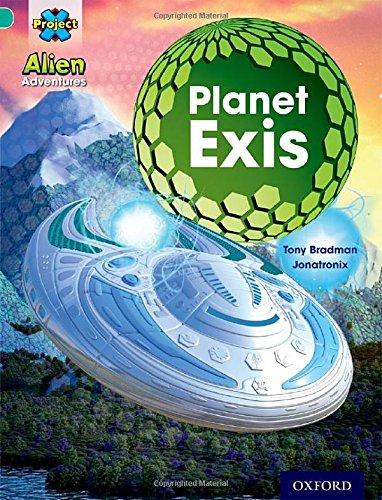 Project X: Alien Adventures: Turquoise: Planet Exisの詳細を見る