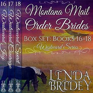 Montana Mail Order Bride Box Set Books 16-18 cover art