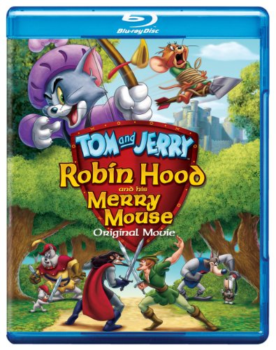 Tom & Jerry: Robin Hood & His Merry Mouse (Blu-ray)