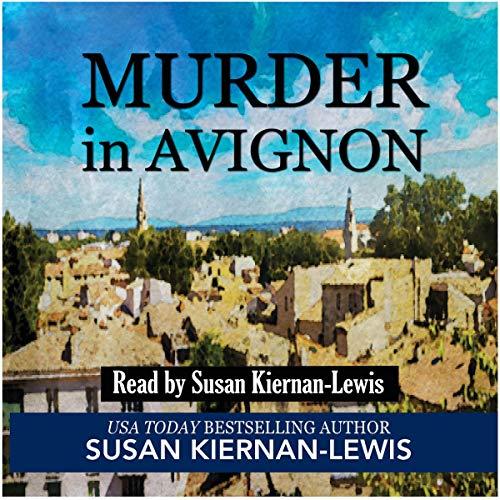 Murder in Avignon  By  cover art