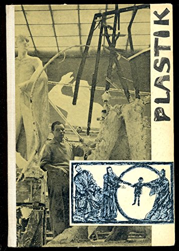 Plastik. Lehrbuch für die Kunstbetrachtung. 2. Auflage.,Einbandgestaltung Heinz Hellmis.