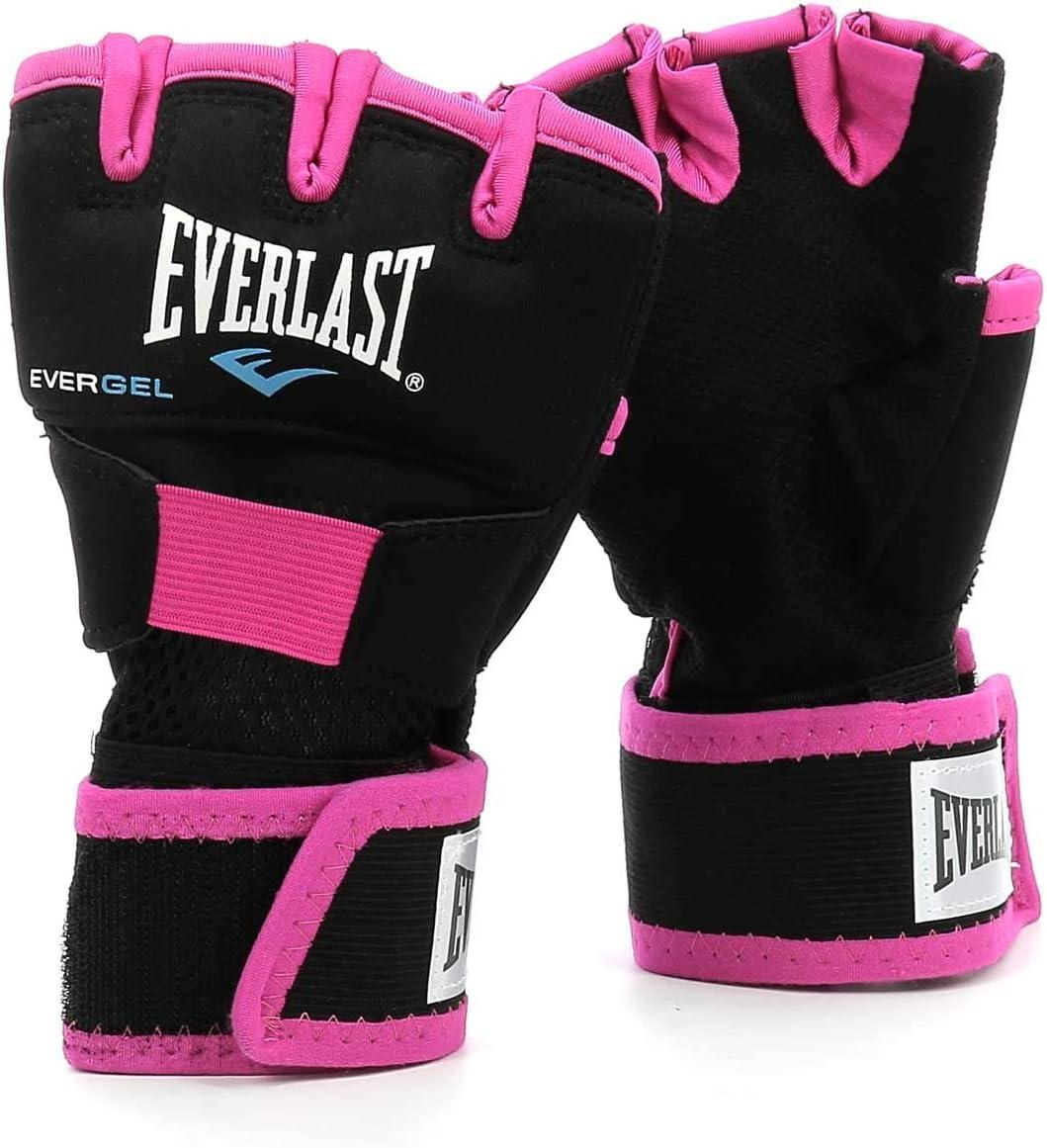 Everlast P00000736 Elegant Evergel Handwraps S Large-scale sale Pink Black M