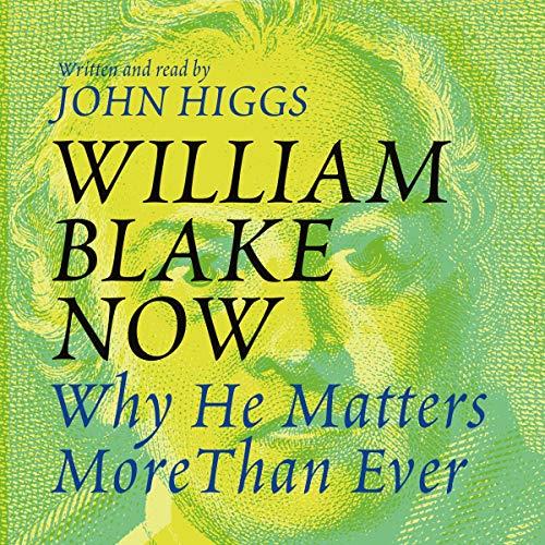 William Blake Now cover art