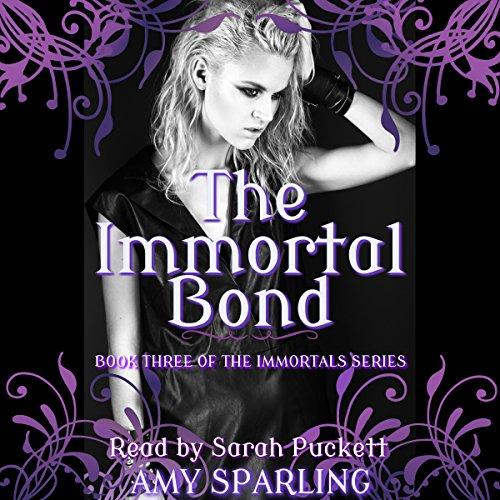 The Immortal Bond audiobook cover art