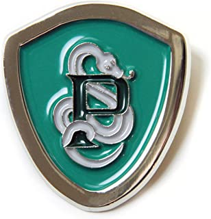 HP Prefect Badge - Green and Silver House Colors