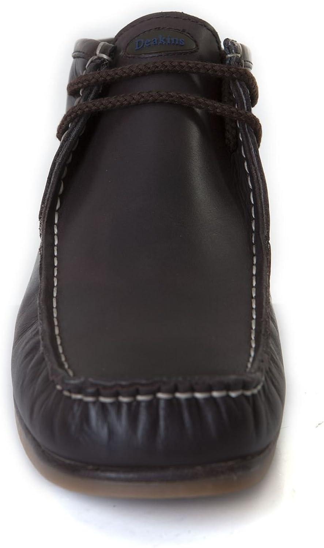Nicholas Deakins Deakins ridgewell-a211Kaffee Herren Schuhe UK 7–9
